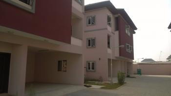 Luxury 3 Bedroom Terrace Duplex with Bq, Off Eletu Way, Osapa, Lekki, Lagos, Terraced Duplex for Rent