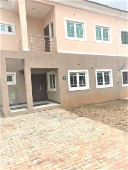 3 Bedroom Semi-detached (brand New), Behind Citec Estate, Karmo, Abuja, Semi-detached Duplex for Sale