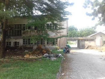 900 Sqm Land with 6 Bedroom Semidetached Duplex, Off Alfred Rewane, Ikoyi, Lagos, Office for Rent