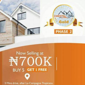 Christal Villa Gold Phase 2, Akodo Ise, Ibeju Lekki, Lagos, Residential Land for Sale