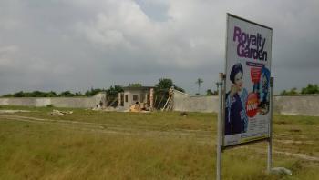 Land, Royalty Garden, Idasho, Akodo Ise, Ibeju Lekki, Lagos, Residential Land for Sale
