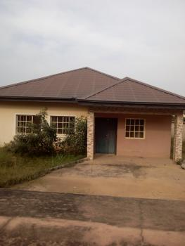 Luxury 4 Bedroom Bungalow with Excellent Facilities, Palm View Estate, By Journalist Estate 2, Berger, Arepo, Ogun, Detached Bungalow for Sale