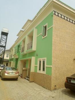 Well Finished 2 Bedroom Terrace Duplex at Osapa, Behind Circle Mall, Eletu Estate., Prince Ademola Eletu Way, Osapa, Lekki, Lagos, Terraced Duplex for Rent