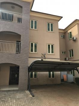 Hot Selling Luxury 4 Bedroom Terrace Duplex with Bq Payment Can Be Made 2 Times 70m, Jahi, Abuja, Terraced Duplex for Sale