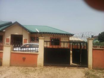 Lovely 2 Bedroom Bungalow with Self-contained  Bq, Army Estate, Kurudu, Abuja, Semi-detached Bungalow for Sale