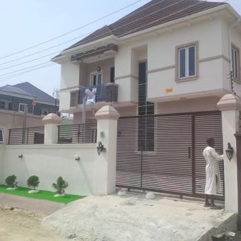 5 Bedroom Semi Detach Duplex with Bq, Idado, Lekki, Lagos, Detached Duplex for Sale