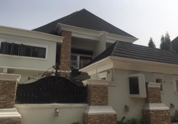 Brand New 5 Bedroom Duplex, Maitama District, Abuja, Semi-detached Duplex for Rent