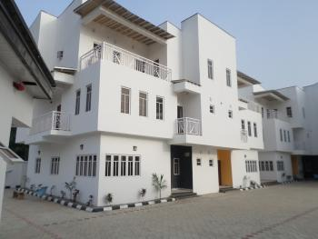 5 Bedroom Duplex  with Bq, Katampe, Abuja, Terraced Duplex for Sale