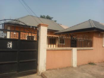 a Fairly Maintained 2 Bedroom Bungalow, Efab Estate, Lokogoma District, Abuja, Semi-detached Bungalow for Rent