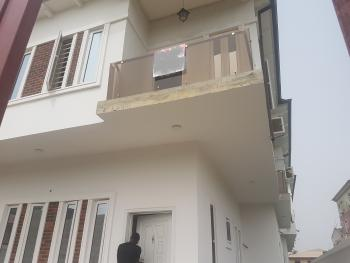 Brand New Semi Detached Duplex with Bq, Agungi, Lekki, Lagos, Semi-detached Duplex for Sale