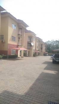 4 Bedroom Terrace with Bq, Serviced with Gen, Air Conditioner, Jabi, Abuja, Terraced Duplex for Rent