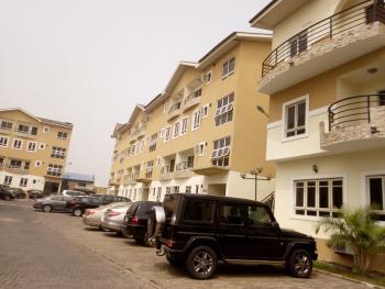 Lovely Serviced 3 Bedroom Duplex Condo + 1 Room Boys Quarters, Jacob Mews Estate, Alagomeji, Yaba, Lagos, Terraced Duplex for Rent