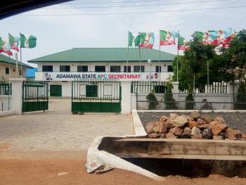 One Lockup Shop, No 14, Galadima Aminu Way, Jimeta Yoal North, Yola, Adamawa, Shop for Rent