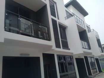 Luxury 5 Bedroom Terrace + Bq, Lekki Phase 1, Lekki, Lagos, Terraced Duplex for Sale
