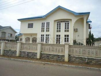 Quick Sale 4 Bedroom Duplex with a Study/box Room,  Security House, Bq Space and Air Condoning Units in All Rooms, Along The Express, Lokogoma District, Abuja, Detached Duplex for Sale