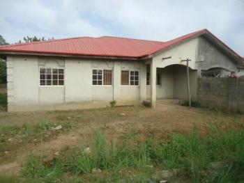 a Well Built Semi Finished 2 Bedroom Bungalow Carcass, Little Accorn Estate,  About 10-12minutes Drive From The Main Express Junction, Lokogoma District, Abuja, Semi-detached Bungalow for Sale