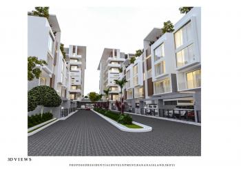 Super Luxury 3 Bedroom Apartments, 102 Close, Banana Island, Ikoyi, Lagos, Block of Flats for Sale