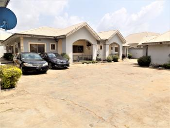 3 Bedroom Detached Bungalows (4 Units Included in This Price), Fha Lugbe, Near Fidelity Bank, Lugbe District, Abuja, Detached Bungalow for Sale