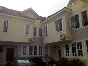5 Bedroom Terrace Duplex  with Penthouse and Bq, Behind Ecobank, Jabi, Abuja, Terraced Duplex for Sale