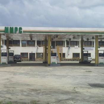 Filling Station with Dpr Licence,survey Plan and Deed of Assignment, Baba Adisa, Eleko, Ibeju Lekki, Lagos, Filling Station for Sale