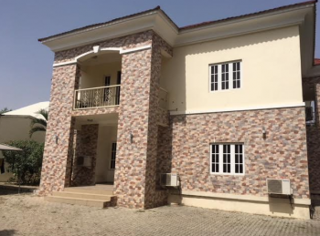 Well Built Up 5 Bedroom Duplex, Maitama District, Abuja, Detached Duplex for Rent