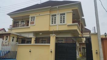 Well Finished 5 Bedroom Fully Detached House with Bq, Osapa, Lekki, Lagos, Detached Duplex for Rent