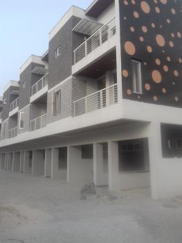 4 Bedroom Terrace House with 1 Room Bq, Ikate Elegushi, Ikate Elegushi, Lekki, Lagos, Terraced Duplex for Sale