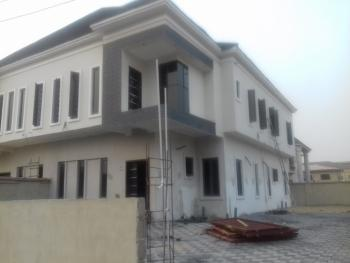 4 Bedroom Semi Detached Duplex with 1 Room Bq, Between 4th and 5th Roundabout, Lekki, Lagos, Semi-detached Duplex for Sale