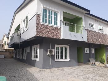 4  Bedroom Duplex with Bq for Rent in Paradise Estate , Chevron Drive, Paradise Estate, Chevron Drive, Lekki, Lagos, Semi-detached Duplex for Rent