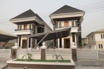 Beautifully Built Luxury 5 Bedroom Detached House with Swimming Pool, Lekki County Homes, Lekki Expressway, Lekki, Lagos, Detached Duplex for Sale