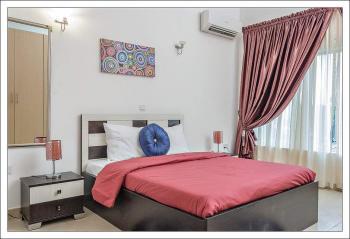 Luxury 3 Bedroom Apartment, Off Mobolaji Johnson, Old Ikoyi, Ikoyi, Lagos, Flat Short Let