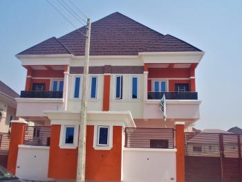 Fantastically Finished and Classic 4 Bedroom Detached Duplex, Idado, Lekki, Lagos, Semi-detached Duplex for Sale