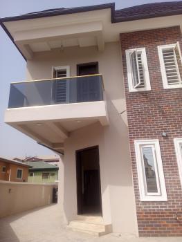 2018 Brand New Exotic 4 Bedroom Semi-detached Duplex with Bq, Off Orchid Road, Lafiaji, Lekki, Lagos, Semi-detached Duplex for Sale