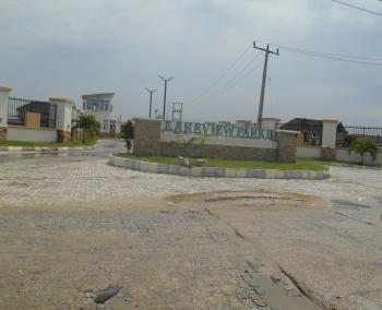 800 Sqm Land in Lake View Park 2 Estate, Lake View Park 2, Orchid Hotel Road, Lafiaji, Lekki, Lagos, Residential Land for Sale