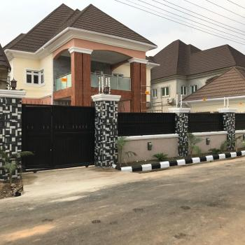 a Well Finished, Serviced and Furnished 5 Bedroom Duplex with a Spacious Compound/ Carport, Mab Global Estate,  Gwarinpa Extension, Gwarinpa, Abuja, Detached Duplex for Rent