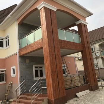 a Well Finished  and Furnished 5 Bedroom Duplex with a Spacious Compound/ Carport, Mab Global Estate,  Gwarinpa Extension, Gwarinpa, Abuja, Detached Duplex for Sale