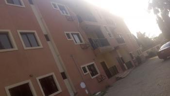 Well Renovated 2 Bedroom Flat, En Suite,  Pop, Spacious Rooms, Utako, Abuja, Flat for Rent