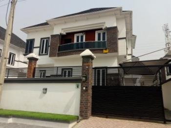 Brand New 5 Bedroom Duplex with a Room Bq, Abraham Letu Avenue, Off Shoprite Road, Osapa, Jakande, Lekki, Lagos, Detached Duplex for Rent
