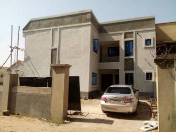Uncompleted 7 Bedroom with 2 Room Bq, Abubakar Usman Street, Jabi, Abuja, Detached Duplex for Sale