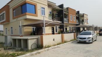 Brand New and Superbly Finished Luxury 4 Bedroom Terrace Duplex with Boys Quarter, Buena Vista Estate, Lekki Expressway, Lekki, Lagos, Terraced Duplex for Sale