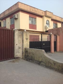 4 Units of 3 Bedroom Flat with 2 Unit of 2 Bedroom Bq and a Spacious Warehouse  Facing The  Main Road, Ijegun Egba, Satellite Town, Ojo, Lagos, Block of Flats for Sale