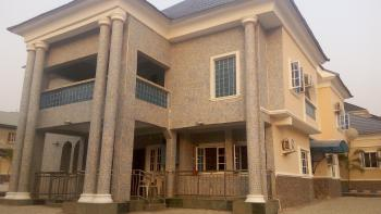 Brand New Luxury and Tastefully Serviced and Furnished 6 Bedroom Fully Detached Duplex with 2 Bedroom Chalet, 2 Bedroom Bq, Gwarinpa, Abuja, House for Rent