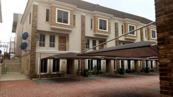Brand New 4 Bedroom Terrace Duplex  + Bq, Ikate Elegushi, Lekki, Lagos, Terraced Duplex for Rent
