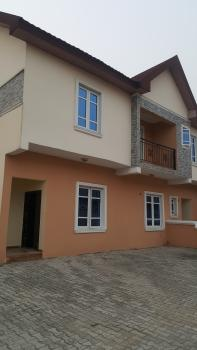 Exquisitely Finished 3 Bedroom Luxury Terraced Duplex with a Room Boys Quarters, Greenland Estate, Ajah, Lagos, Terraced Duplex for Rent