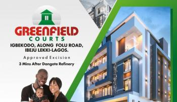Plots of Land, Greenfield Courts, Along Folu Road, Igbekodo, Iberekodo, Ibeju Lekki, Lagos, Land for Sale
