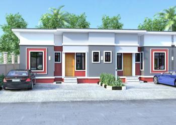 Luxury 2 Bedroom Terrace Bungalow, 25 Salvation Road Opebi Ikeja, Agbowa, Ikorodu, Lagos, Terraced Bungalow for Sale