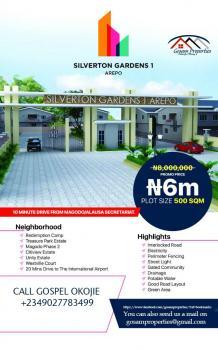 Silverton Gardens, Berger, Arepo, Ogun, Land for Sale
