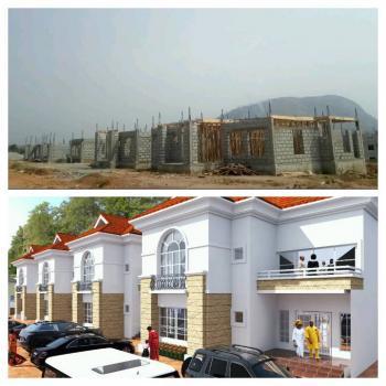 Luxury 4 Bedroom Terrace Duplex, Diplomatic Zone, Karsana, Abuja, Detached Bungalow for Sale