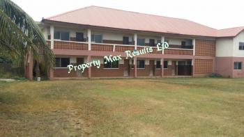Storey Building and a Block of Rooms on Approximately 4 Plots of Commercial Land, Behind Valencia College, Akobo, Ibadan, Oyo, School for Sale