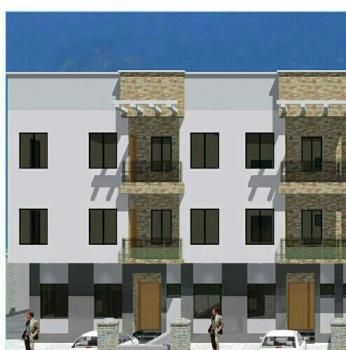 4 Bedroom Semidetached Duplex with 1 Room Bq, Off Plan, Ilupeju Estate, Ilupeju, Lagos, Semi-detached Duplex for Sale